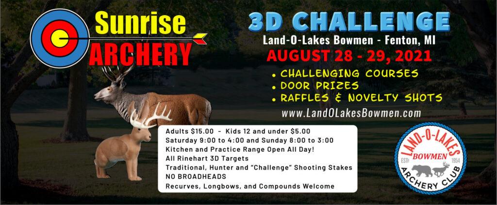 Sunrise-Archery_3D_Challenge 2021