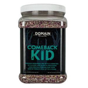 Domain Comeback Kid Food Plot Seed
